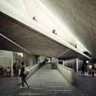 Studio Libeskind (US) 'The Memorial communities a shadow that has been cast forever on the history if civilisation. Visitors carry this shadow with them as they journey underground'