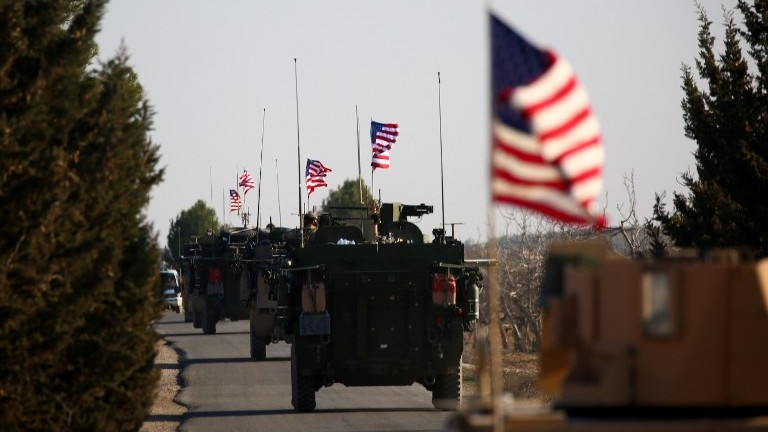 US troops join the fight against ISIS in Syria