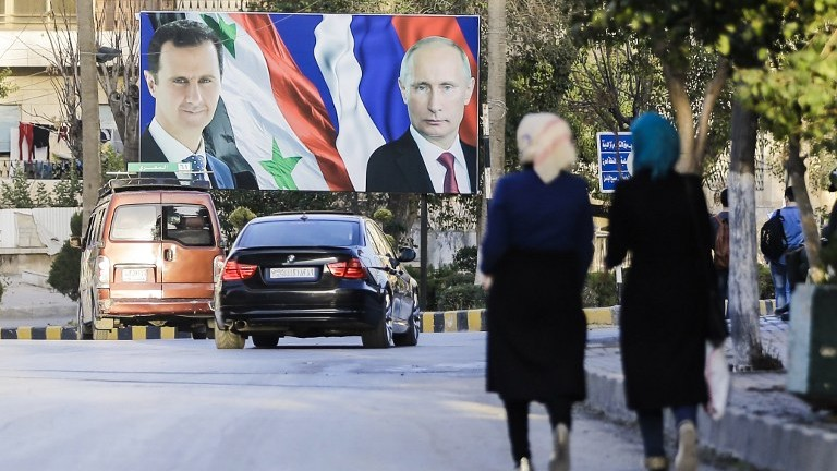 Russian Federation  summons Israeli ambassador to explain air raids in Syria