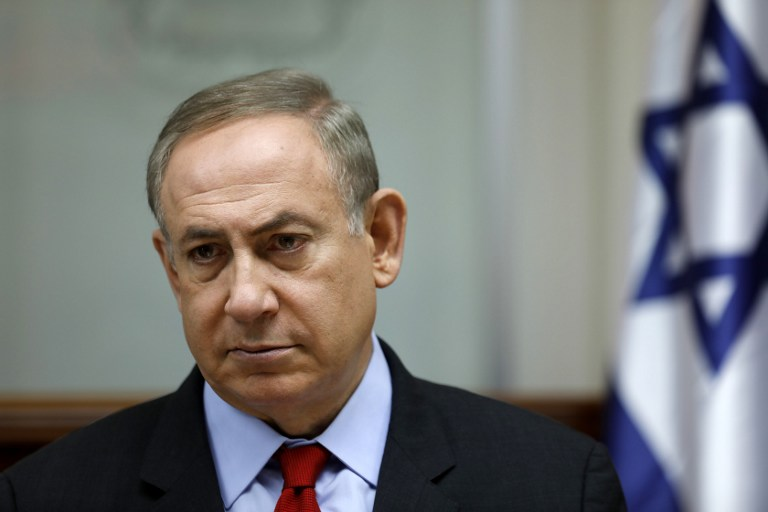 Israel in talks with U.S.  over settlements: Netanyahu