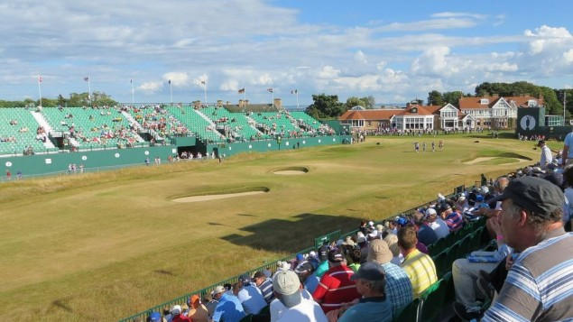 18th_Hole_at_Muirfield,_The_Open_2013_