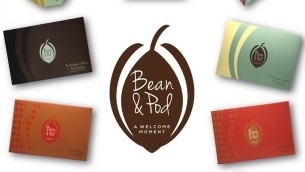 Bean & Pod Selection of Boxes