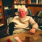 Ben-Gurion on the set of the 1968 Interview_Photo Courtesy of David Marks_11120004