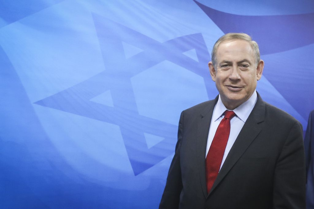 Netanyahu visits China as election speculation roils at home