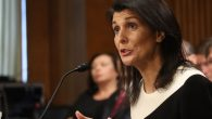 Nikki Haley Testifies At Her Senate Confirmation Hearing To Become US Ambassador To United Nations