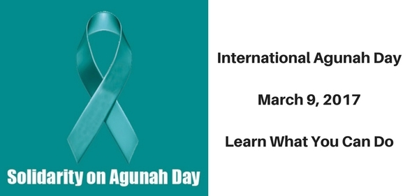 International Agunah Day2017Learn What You Can Do (1)