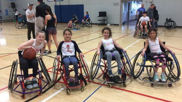 NEWS-Wheelchair girls