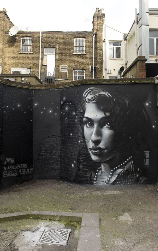 Black and white image in Miller Street by Philth