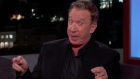 Tim Allen on Jimmy Kimmel
