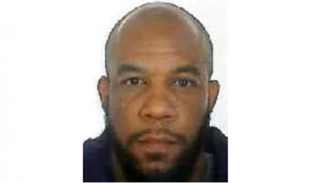 An undated photo released by the Metropolitan Police of Khalid Masood. Authorities identified Masood, a 52-year-old Briton, as the man who mowed down pedestrians and stabbed a policeman to death outside Parliament in London, saying he had a long criminal record and once was investigated for extremism — but was not currently on a terrorism watch list. (Metropolitan Police via AP)