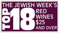 Top Kosher Red Wines $25+