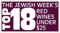 Top Kosher Red Wines Under $25