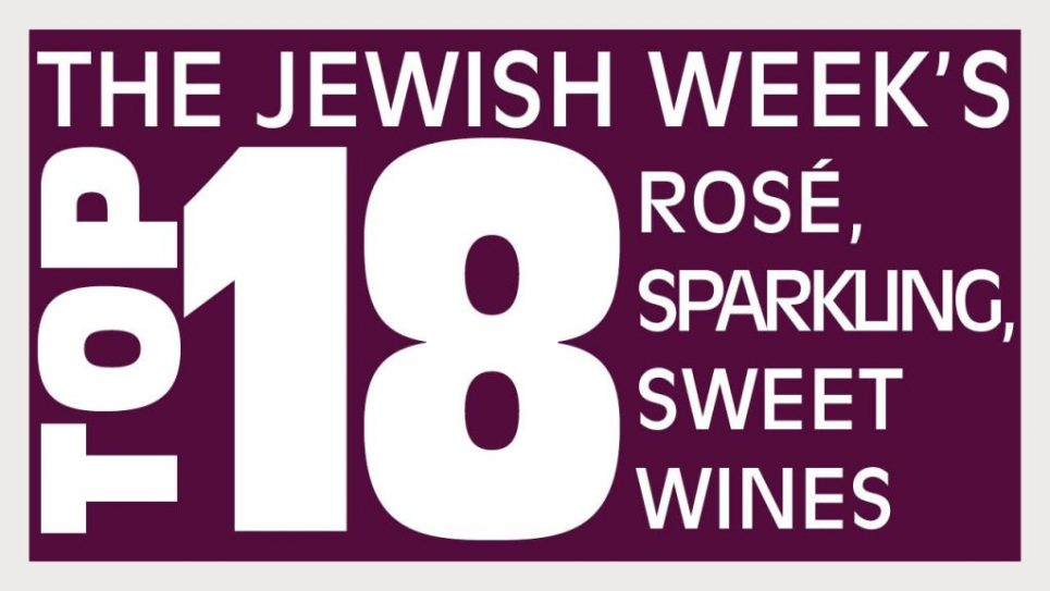 Top Kosher Rose & Sparkling Wines