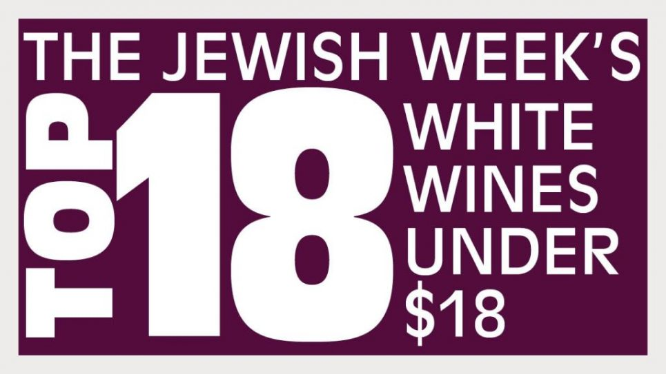 Top Kosher White Wines Under $18