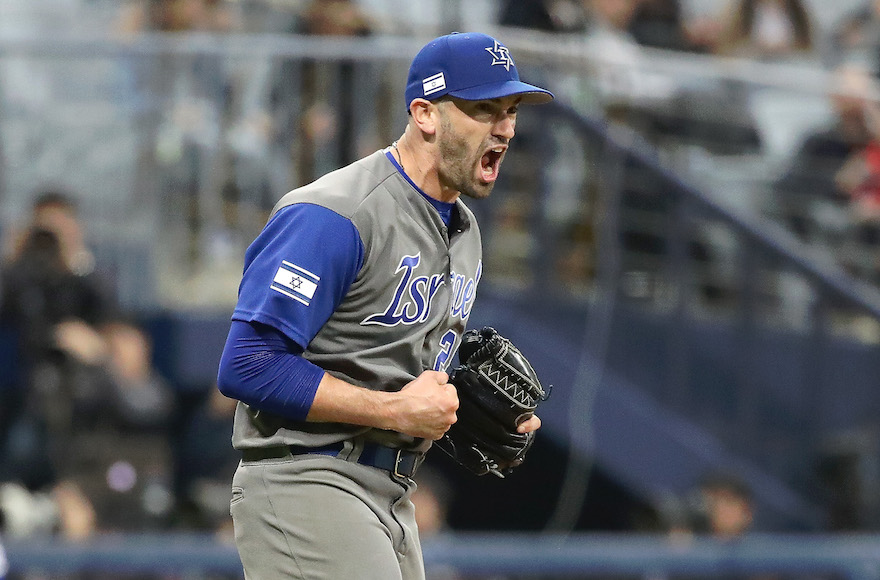 Jason Marquis gets Team Israel off to great start at WBC