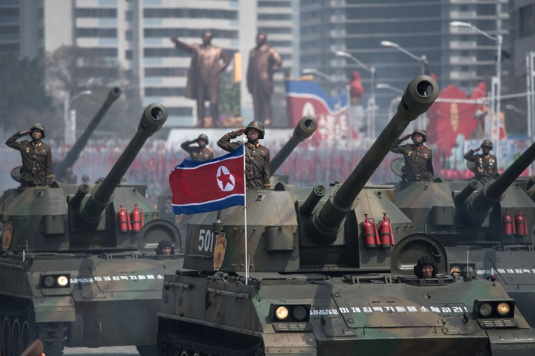 US tells North Korea: We don't want a fight, don't start one