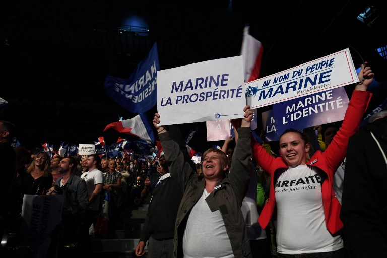 Topsy-turvy French election saves biggest surprise for last