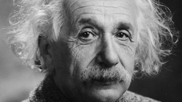 One of the smartest ever Jews, Albert Einstein