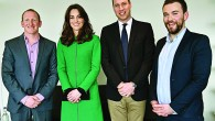 Royal visit to St Thomas' Hospital