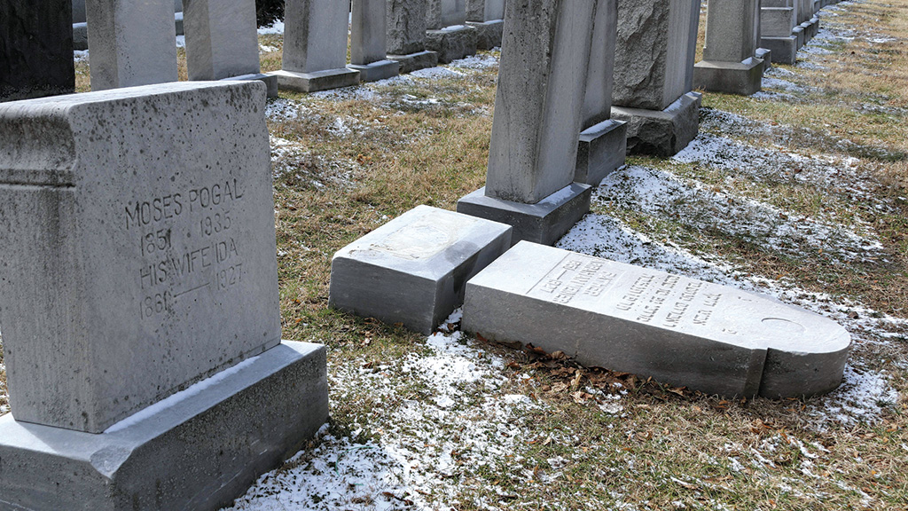 Anti-Defamation League: 26 anti-Semitic incidents in HV this year