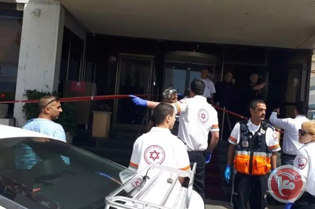 Four injured in stabbing attack by teenage Palestinian in Tel Aviv