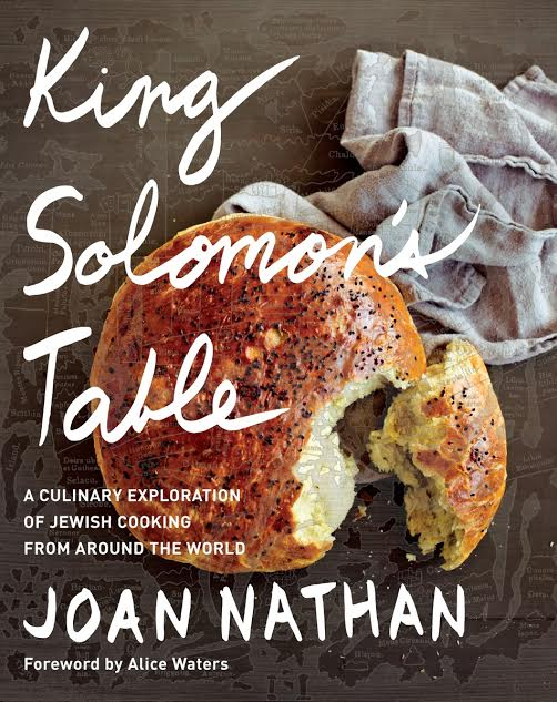 'King Solomon's Table,' by Joan Nathan. (Courtesy)