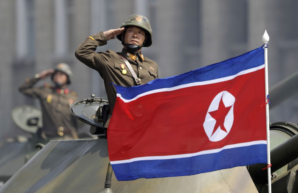 Image result for Exclusive: U.S. complains to China about North Korea's attendance at Silk Road summit