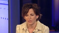 Liz Spayd, du New York Times (Crédit : capture d'écran YouTube/Fox News)