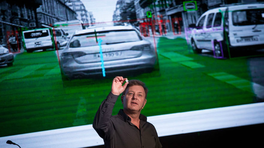 Intel plans to launch self-driving cars