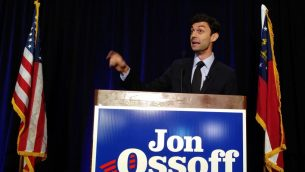 NEWS-Election ossoff