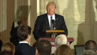President Trump Gives Remarks at the U.S. Holocaust Memorial Museum's National Days of Remembrance
