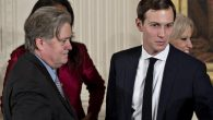 Jared Kushner and Steve Bannon