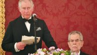 The Prince Of Wales And Duchess Of Cornwall Visit Austria - Day 1