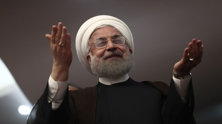 Iran heads to polls that tip Rouhani for second term