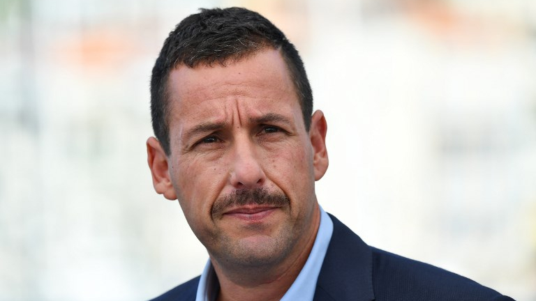Adam Sandler gets take...