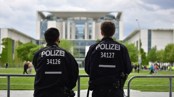 German police arrests Syrian terror suspect