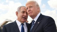 Prime Minister Benjamin Netanyahu with President Trump this week in Jerusalem. Getty Images