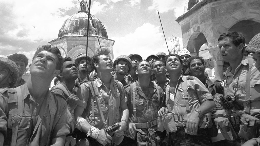 the arab israeli six day war essay The arab-israeli six-day war, 9/11, paper instructions: research paper based on your historical research the purpose of this paper is to identify and analyze a.