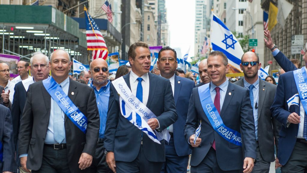 Celebrate Israel parade steps off in Manhattan on Sunday