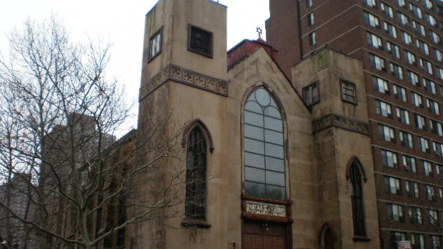The Beth Hamedrash Hagadol synagogue in the LES. Wikimedia Commons