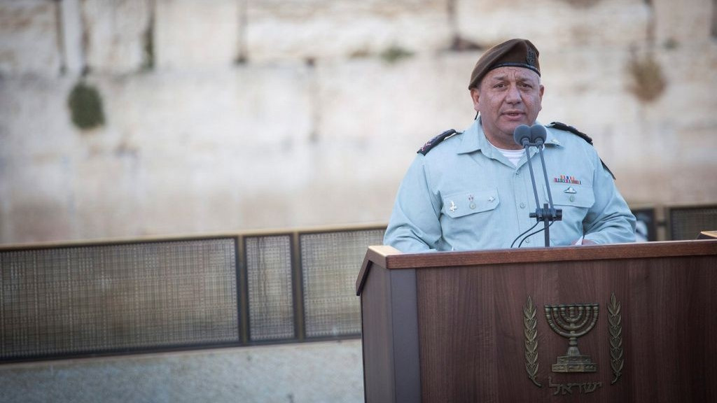 PA slams Netanyahu remarks on Jerusalem division
