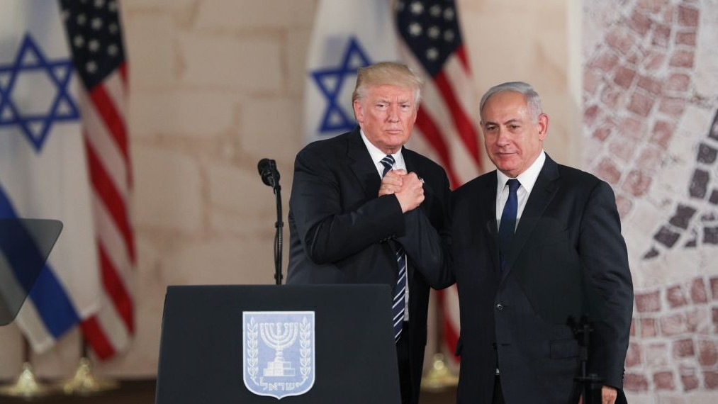 Trump touts ultimate peace, but same obstacles remain