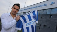 Brighton & Hove Albion midfielder Beram Kayal. Picture: Paul Hazlewood