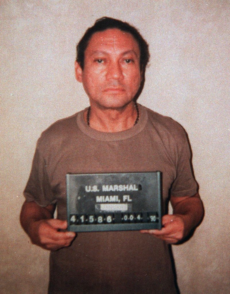 the life of manuel noriega a panamanian politician Panamanian president juan carlos varela wrote in his twitter account that the death of manuel a noriega closes a chapter in our history.