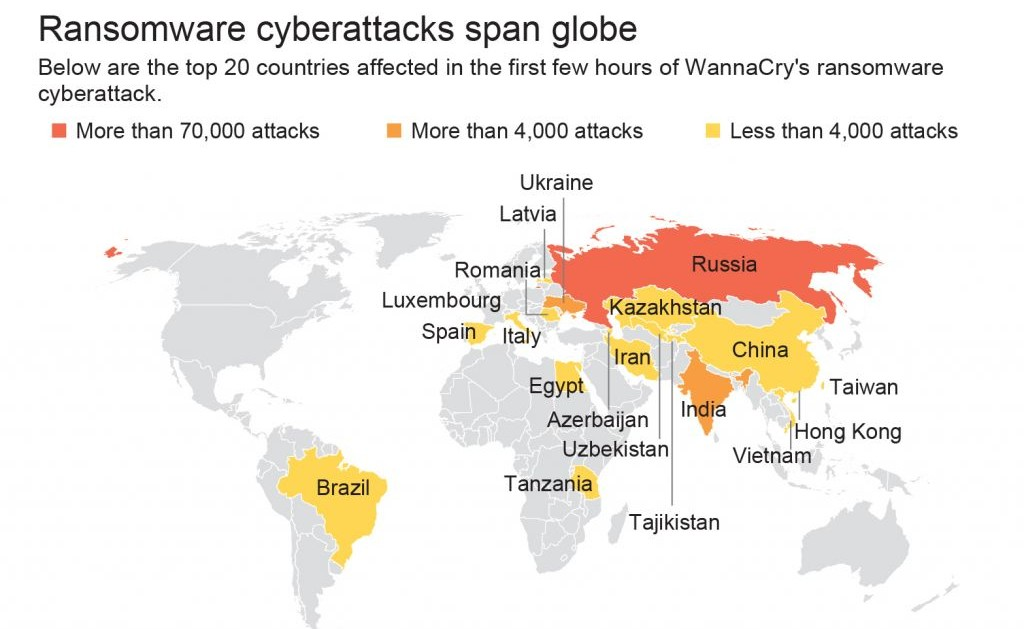 World braces for more cyberattacks