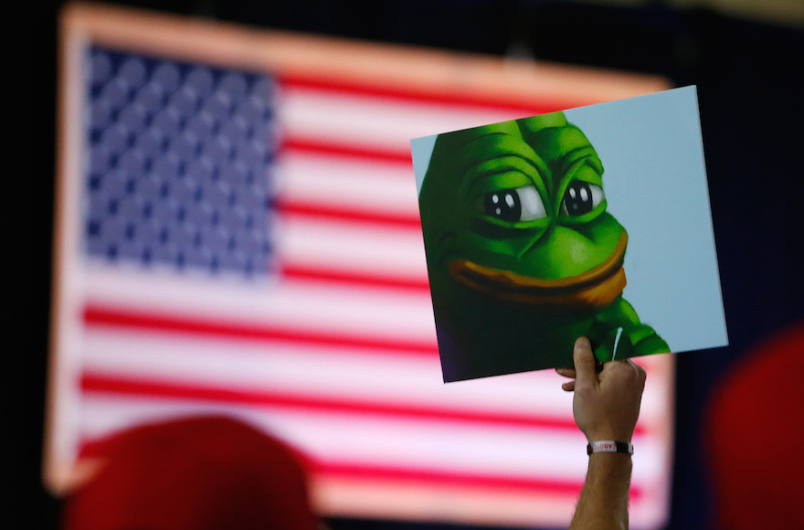 Hate symbol Pepe the Frog is dead, says long-suffering creator