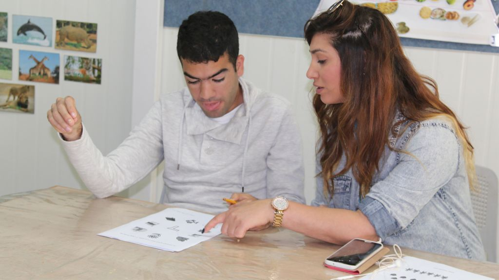 The Alut project provides a framework for young men with autism. (Shmuel Bar-Am)