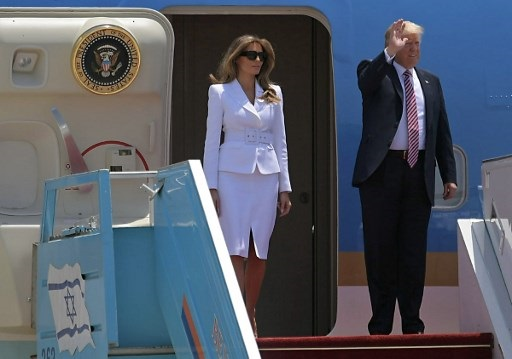 First The Swat, Now The Hair Tuck. Melania Trump Does It Again