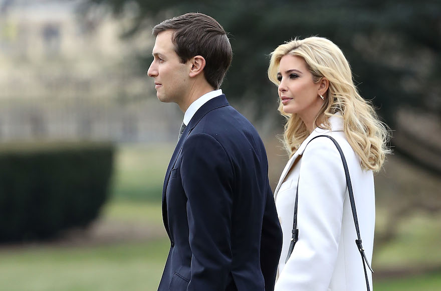 Ivanka Trump's rabbi reportedly did not give permission to travel on Shabbat