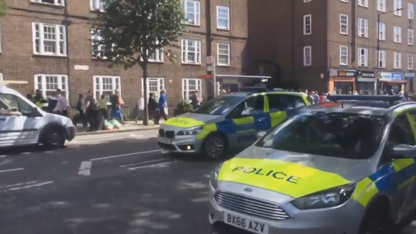 Waterloo security alert: Scores of people evacuated from The Old Vic theatre